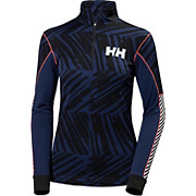 Helly Hansen Womens Active Flow Graphic 1-2 Zip AW16